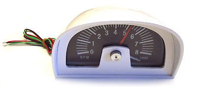 The Parts Place Hood Tach Dixco Style - 80Rpm