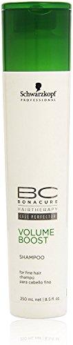 BC Bonacure by Schwarzkopf Volume Boost Shampoo 250ml by Schwarzkopf ()