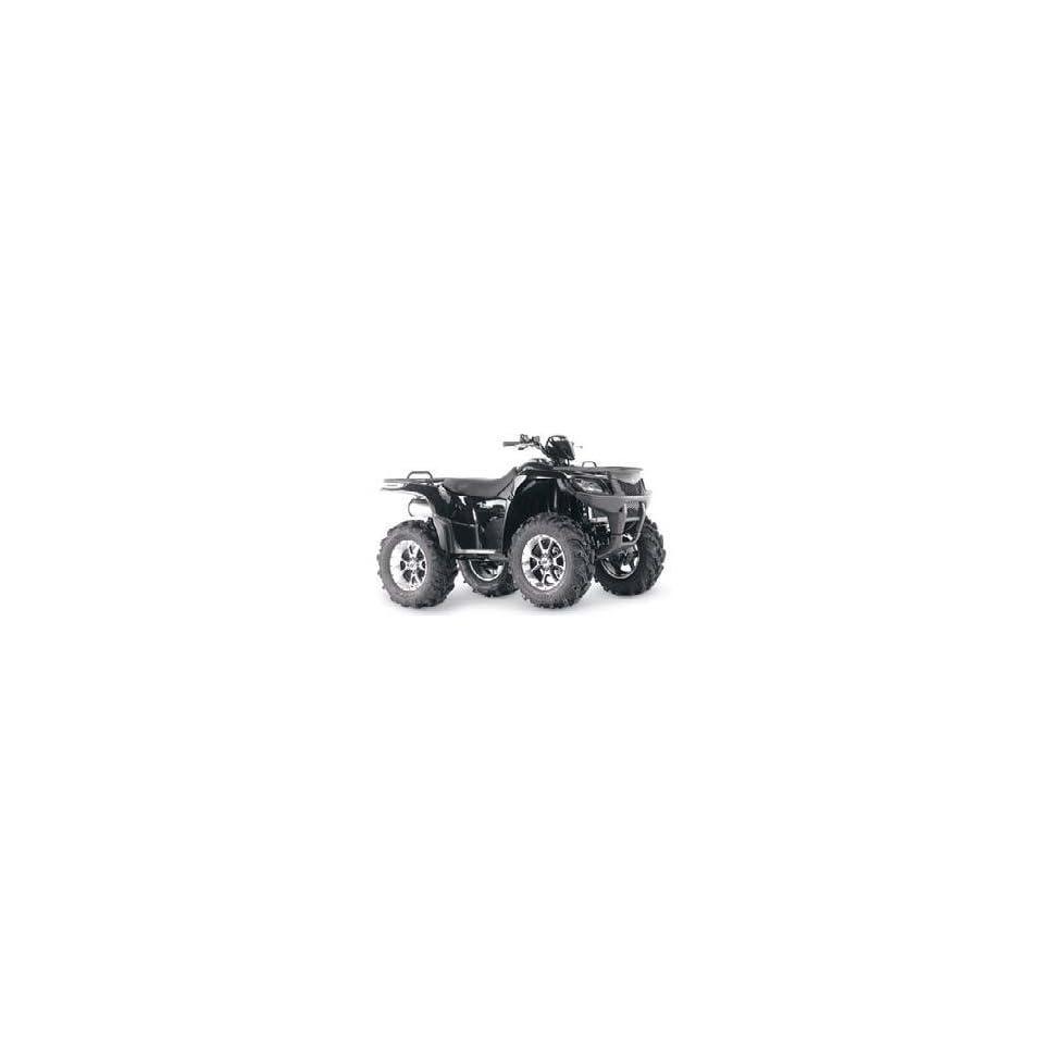 ITP Mud Lite XTR, SS112, Tire/Wheel Kit   27x11Rx14   Machined 41323R