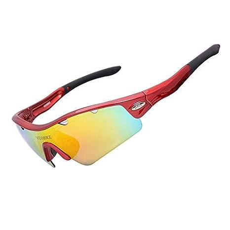 Amazon.com: Gafas de equitación para hombre, gafas de sol ...