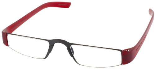Porsche Design p8801-B Reading Tools with Clear Ophthalmic Rodenstock Lenses -- Reading Glasses; - Austrian Frames Eyeglass