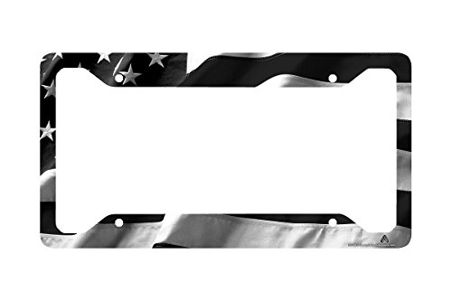 Flag Licence Plate - 7