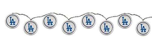 Team Sports America String Lights, Los Angeles Dodgers