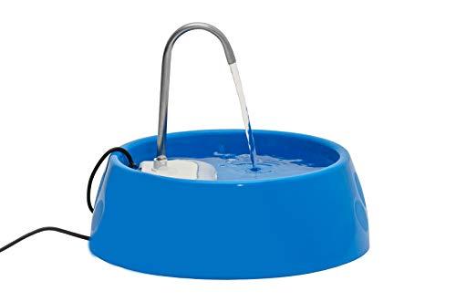 Fonte para Gatos Aqua Mini Bivol Azul Amicus