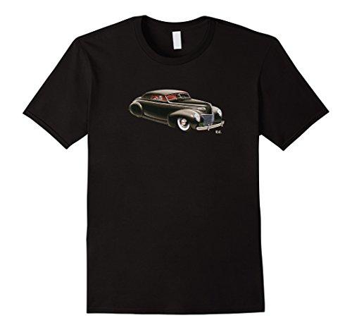 Mens 1939 - 1940 Mercury Convertible Coupe T Shirt 2XL Black 1950 Mercury Coupe
