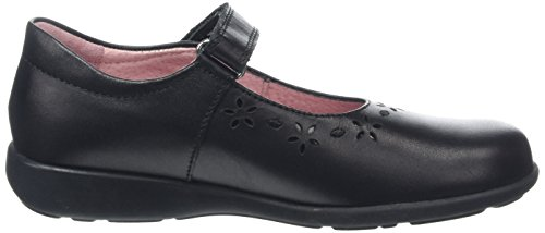 Fille Noir Ballerines Start Black Emily Rite Twtqnnv8x