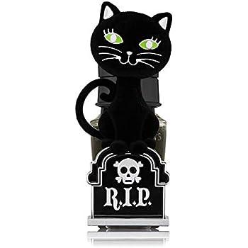 Amazon Com Bath And Body Works Black Cat Tombstone Kitty