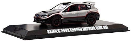 Greenlight 1:43 Fast & Furious Series Brian's 2009 Subaru Impreza WRX STi from Greenlight