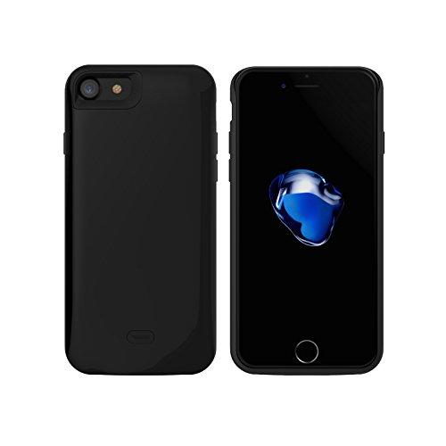 3800mah External Battery Case iPhone 6/ iPhone 6s (Black) - 5
