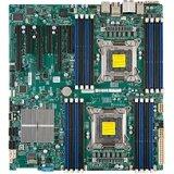 Supermicro MBD-X9DAI-O - LGA2011 Intel C602 Chipset EATX Server Motherboard DDR3 SATA 6Gb/s PCIE3.0 USB3.0 Gigabit LAN 7.1CH HD Audio ()