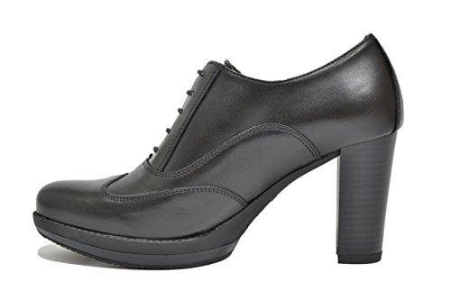 vestir Zapatos mujer Nero negro para Giardini de 5tcc7WTq