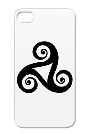 Triskelion Triskel Triskell Britain Celtic Symbol Scottish Symbols