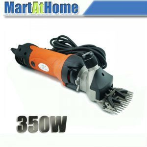 DHL NEW 350W 110V/220V Professional Sheep Goat Shearing Clipper (CE RoHS) @DF 220V EU Plug by Scissor
