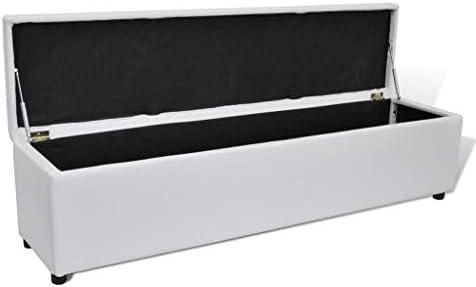 Panca Contenitore Bianca : Zora walter panca contenitore cassapanca grande bianca panca da