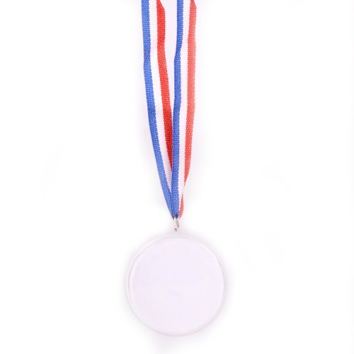 Rhode Island Novelty Design Your Own Award Medals, (24 CT) 1pack ()