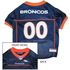Denver Broncos – Pet Jersey Xs, My Pet Supplies