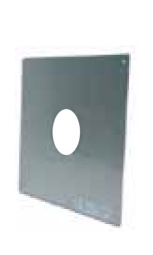 """Noritz FS4 4"""" Fire Stop for Single Wall Stainless Steel Vent"""