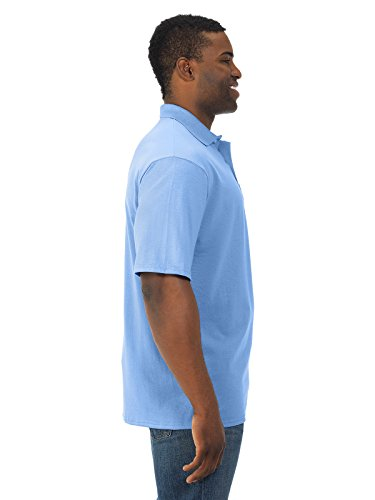 - Jerzees Mens SpotShield Short Sleeve Pocket Jersey Sport Shirt, JZ436MPR, 3X