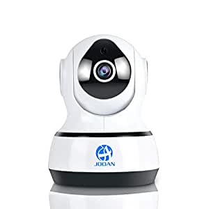 Security Camera Wireless, JOOAN 1080P HD Home Wireless Baby/Pet Baby Monitor Camera with Cloud Storage Two-Way Audio Motion Detection Night Vision Face Sound Detection with Cloud Storage
