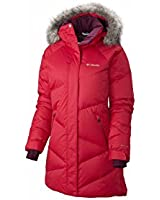 COLUMBIA LAY D DOWN JACKET COAR PUFFER LARGE