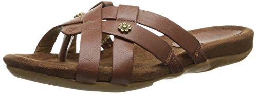 Chaussures Annie Femmes Robe Suzette Sandale Marron