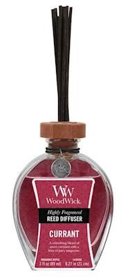 Currant WoodWick 3 oz Reed Diffuser