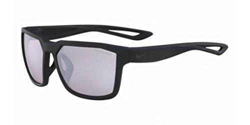 Nike Sonnenbrille (NIKE FLEET R EV0993) MATTE BLACK/VOLT/SPED ML WHITE
