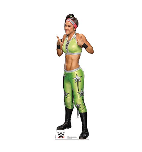 - Advanced Graphics Bayley Life Size Cardboard Cutout Standup - WWE