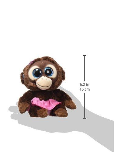 Nadya the Monkey 15 centimetres 36184TY TY Beanie Boo Plush