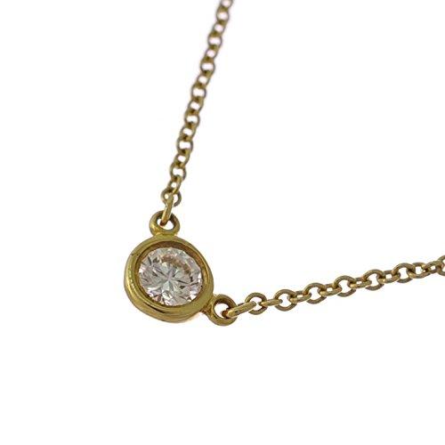 TIFFANY(ティファニー) バイザヤード ダイヤモンドペンダント [中古] B07CKTTCM2