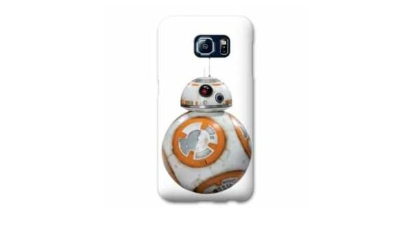 Amazon.com: Case Carcasa Samsung Galaxy S6 Star Wars - - BB8 ...