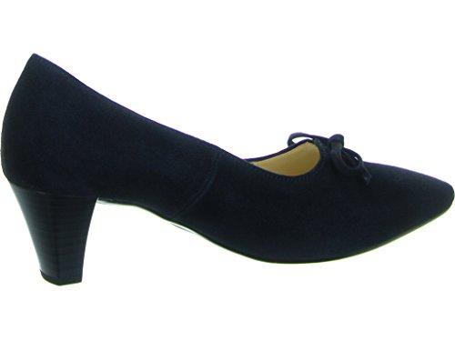 Gabor Shoes Gabor Basic, Zapatos de Tacón para Mujer, Pacífico Azul (Pazifik)