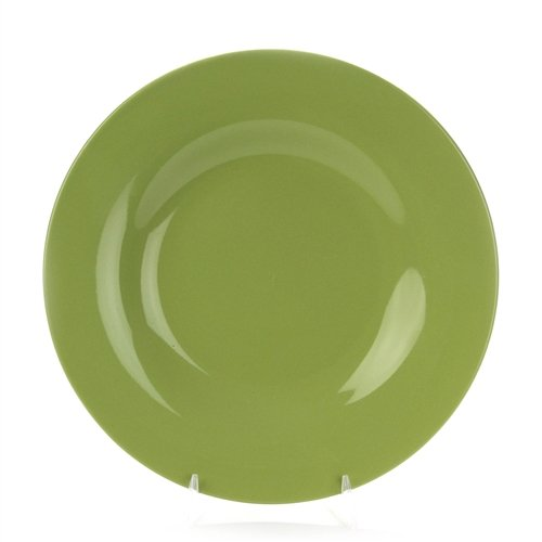 Dinner Plate by Royal Norfolk, Stoneware, Green