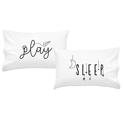 Oh, Susannah Play Sleep Double-Sided Kids Pillowcase – (1 20×30 Inch Pillowcase) Kids Room Decor