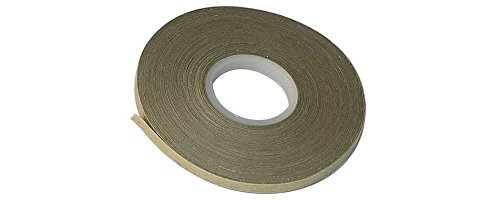 Tandy Leather Tanners Bond Repositionable Tape 5 mm x 20 m 2536-01 ()