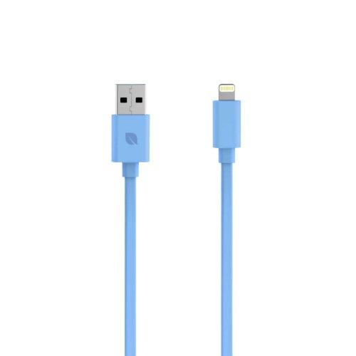 Incase Flat Lightning Cable 3ft. Blue