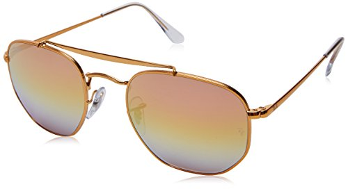 Mirror Ban 0Rb3648 Marrón de Adulto Gafas Unisex Ray Gradient Sol Pink vAdq5