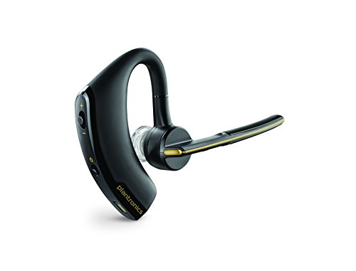 Plantronics Voyager Legend Wireless Bluetooth Headset - Compatible with iPhone, Android, and Other Leading Smartphones - Gold (Special Edition) - Bluetooth Headset Gold