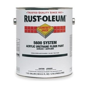 5600 Floor Paint, Silver Gray, 1 gal.