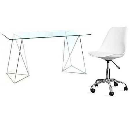 Mesa de mesas de Estudio para Ordenador de Base caballetess ...