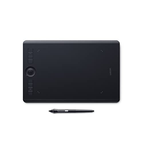 Wacom pth660 intuos pro digital graphic drawing tablet