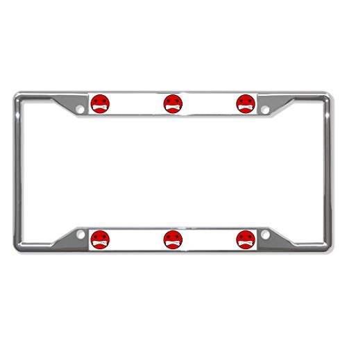 ac milan license plate frame - 8