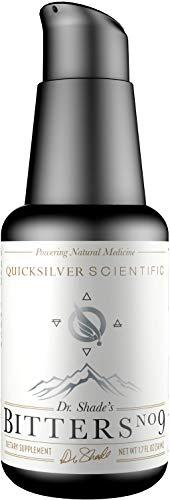 Quicksilver Scientific Dr. Shades Bitters No. 9, 1.7 Fl Oz (50 ML)