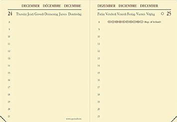 Quo Vadis 209007Q - Recambio de agenda 2018 Miniday ...