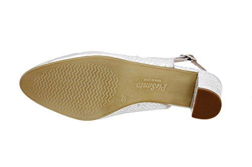 Plata Scarpe Décolleté Comfort 180229 Cobralux Donna Piesanto awBYFCqY