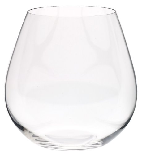 Riedel O 8-1/2-Ounce Stemless Pinot Noir/Nebbiolo Tumblers with Gift Tube, Set of 4