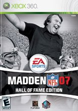 Nfl Extras Electronic Arts Madden Nfl 07 Hall Of Fame Edition   Microsoft Xbox 360   Nfl Extras