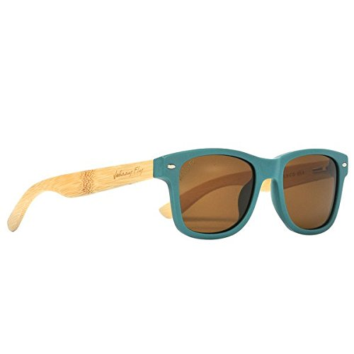 Johnny Fly Retro Fly Bamboo - Johnny Sunglasses