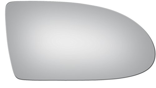 Mirrex 81827 Fits Non-Heated Replacement Mirror Glass Only for Passenger Right Side Hyundai Accent 2007 2008 2009