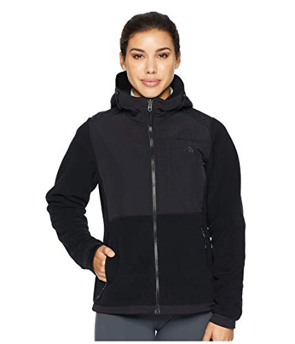 The North Face W Denali 2 Hoodie Tnf Black LARGE
